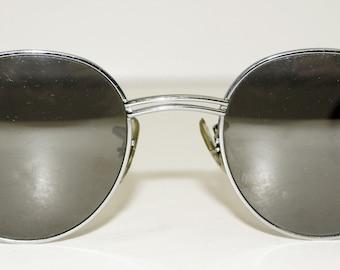 Vintage Ray Ban Rituals Incantatio Mirrored Sunglasses Retro