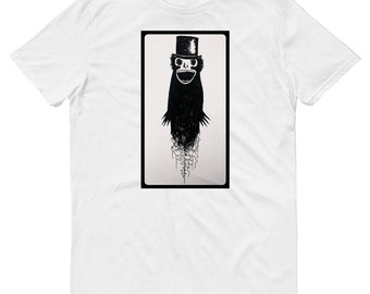The Babadook Dook Dook Horror Nightmare Cult Movie Scary Mens T-Shirt Tee