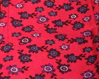 Paisley fabric/cotton/pink/ floral/ fqs/by1/2 metre/quilting fabric by metre/ quilting/sewing fabric