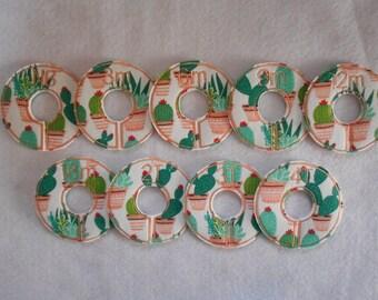cactus closet divider set