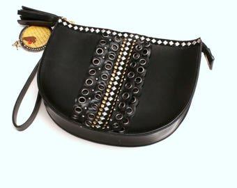 The bali girl mini clutch bag