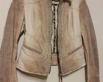 Roberto Cavalli Jacket, size S, made in Italy, Roberto Cavalli casual jacket