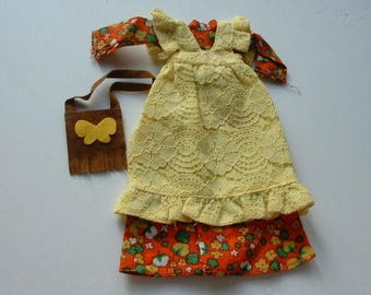 1970s Sindy doll outfit