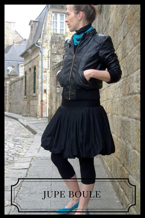 bubble skirt Tweed.