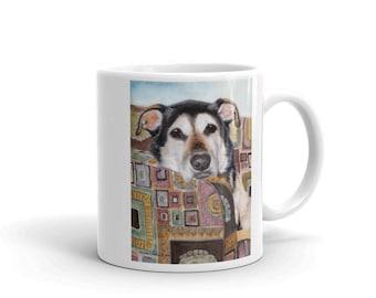 Lynda 11oz Coffee Mug