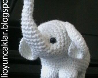 Amigurumi Baby Elephant Pattern