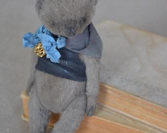 Teddy bear artist Bear OOAK vintage style Mohair bears bear artist Teddy bear plush Decoration Gift Art work room