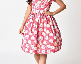 Valentine Dress Heart Candy for Women