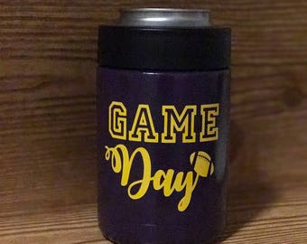 Game Day Yeti Can Cooler