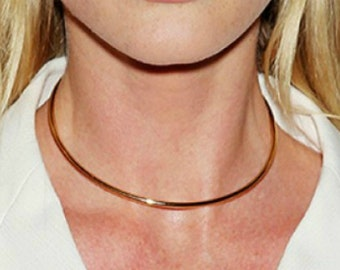Boho choker, choker, copper, choker, gold collar necklace, choker necklace, copper jewelry, gold choker, copper necklace