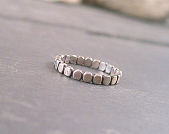 Taylor Ring - Sterling Silver - Size 6