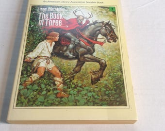 The Book of Three. 1964Edition.