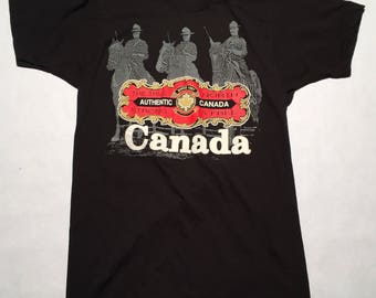 Vintage Canada Mounties T-Shirt