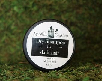 Dry Shampoo - Dark Hair