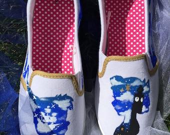 Peter Pan shoes