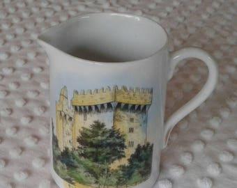 Irish Blarney castle creamer