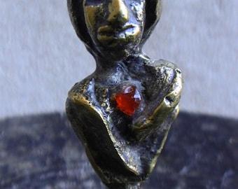 Othello Shakespeare small statuette