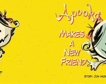 Apooka Makes a New Friend