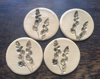Ceramic Coaster Set