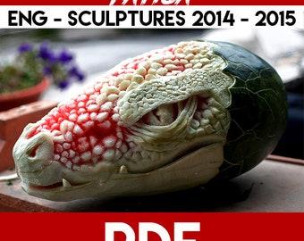 Carved Fruits - 2014 - 2015 - Digital PDF