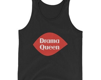 SALE TODAY ONLY Drama Queen Tank Top