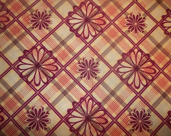 Plaids & Argyles Cotton Fabric # 202