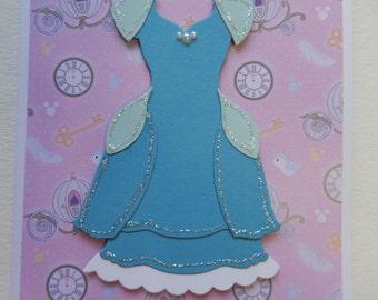 Disney's Cinderella Birthday Card