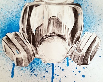 Breaking Bad - Gas Mask