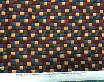 Leslie Beck for Cranston Print Works fabric