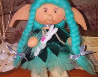 Doll Gnome (Кукла Гномик)