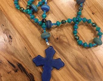 Mermaid Rosary