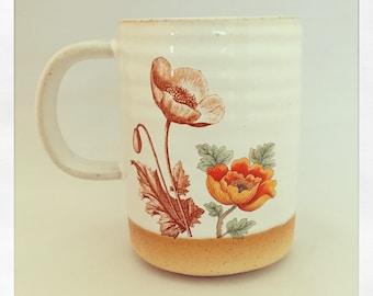 Poppie Love Mug