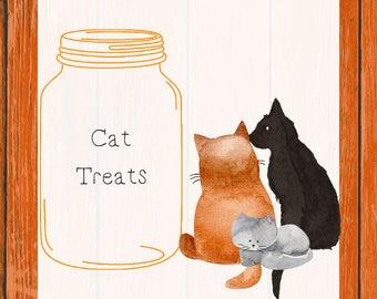 Chicken Trim - Cat Treats - Pet Treats - Raw Feeding - Treats - Natural Cat Treats