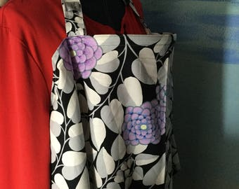 Breastfeeding nursing cover like hooter hider NEWEST vine floral