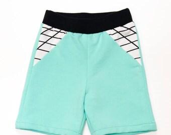 radar grid shorts