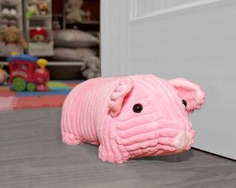 Pink Pig Door Stopper/ ...