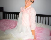 Vintage pale pink Ladies&...