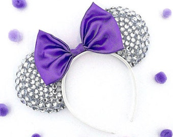 Various Minnie Mouse Ears Disney