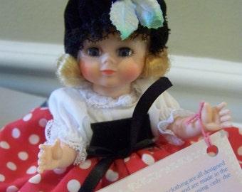 Ladybug Madame Alexander 8 inch doll