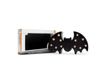 Marquee Shapes HALLOWEEN – PLASTIC – BAT