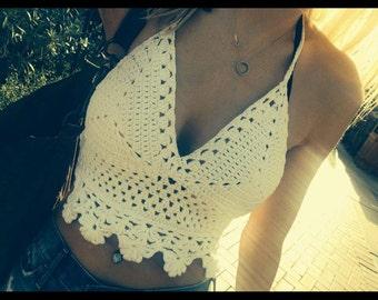 Blossom Crochet Top
