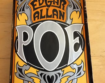 Complete tales & poems Edgar Allan Poe - Vintage Book - Softcover gothic