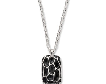 Sterling Silver Necklace - GM1087