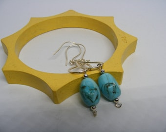 Gear up with a Yellow Wooden Bracelet