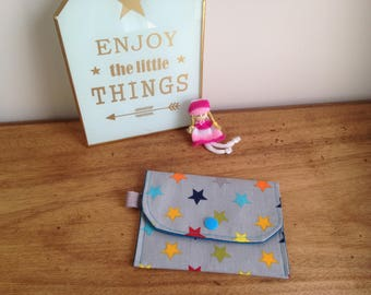 Wallet pouch coin purse