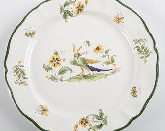 "Varages ""Vieux Provence"" Dinner Plates set of 6"