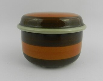 Ceramic sugar bowl Annika Rorstrand Sweden