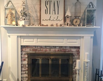 """Stay Awhile 