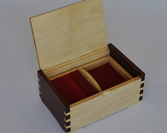 PRICE REDUCTION - Timber Jewellery Box