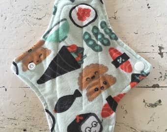 "9"" Moderate Cloth Pad"
